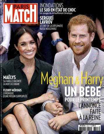 Paris Match - 3623 |