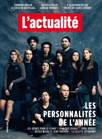 Janvier 2021 L Actualite L Actualite Magazine