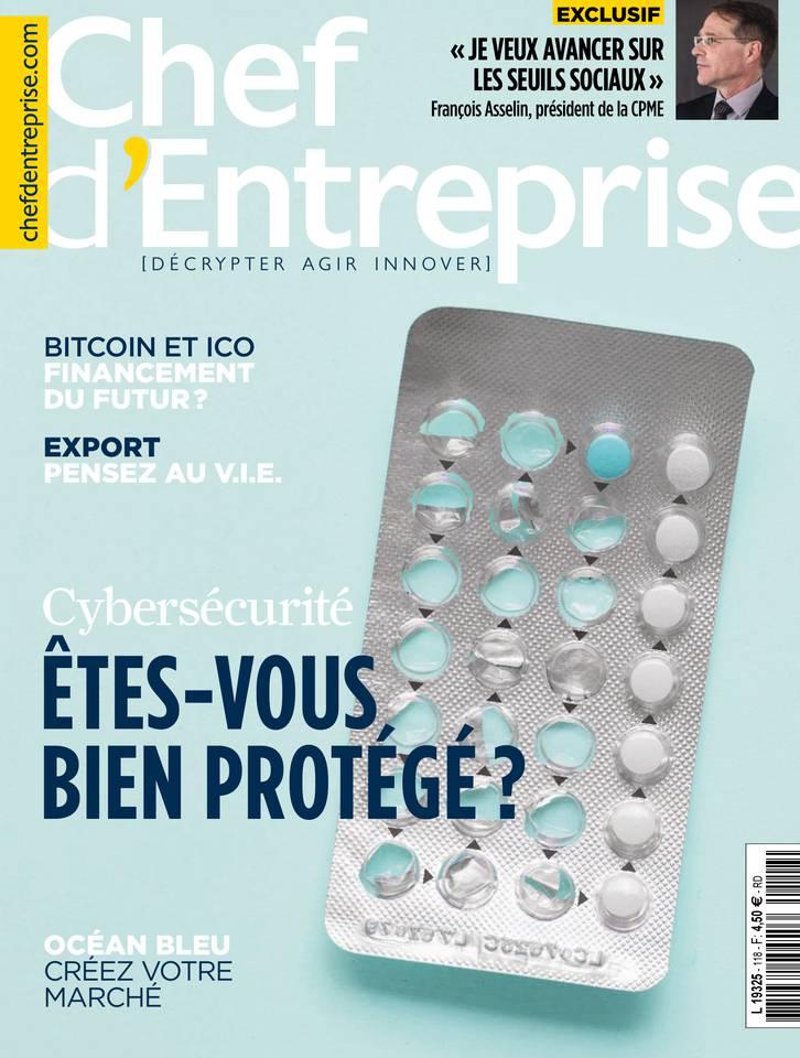 Abonnement Chef d'Entreprise Pas Cher avec l'OFFRE ePresse.fr
