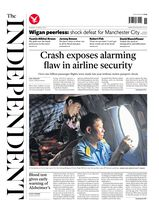 Une - The Independent 10 mars 2014