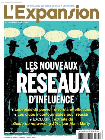 Une de «L'Expansion»