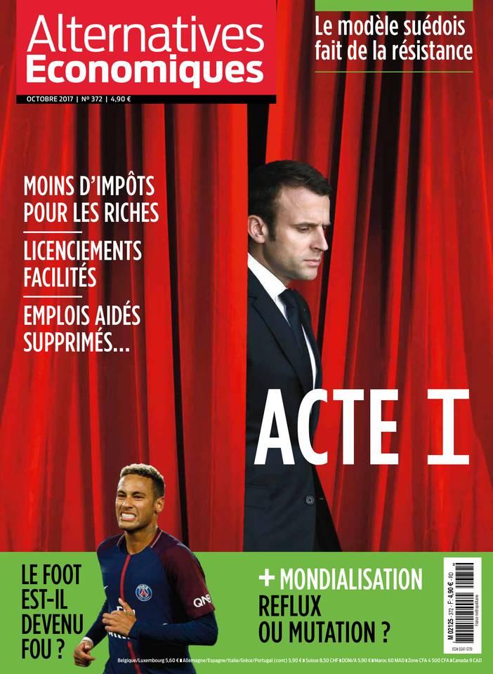 Abonnement Alternatives Économiques avec le BOUQUET d'ePresse.fr