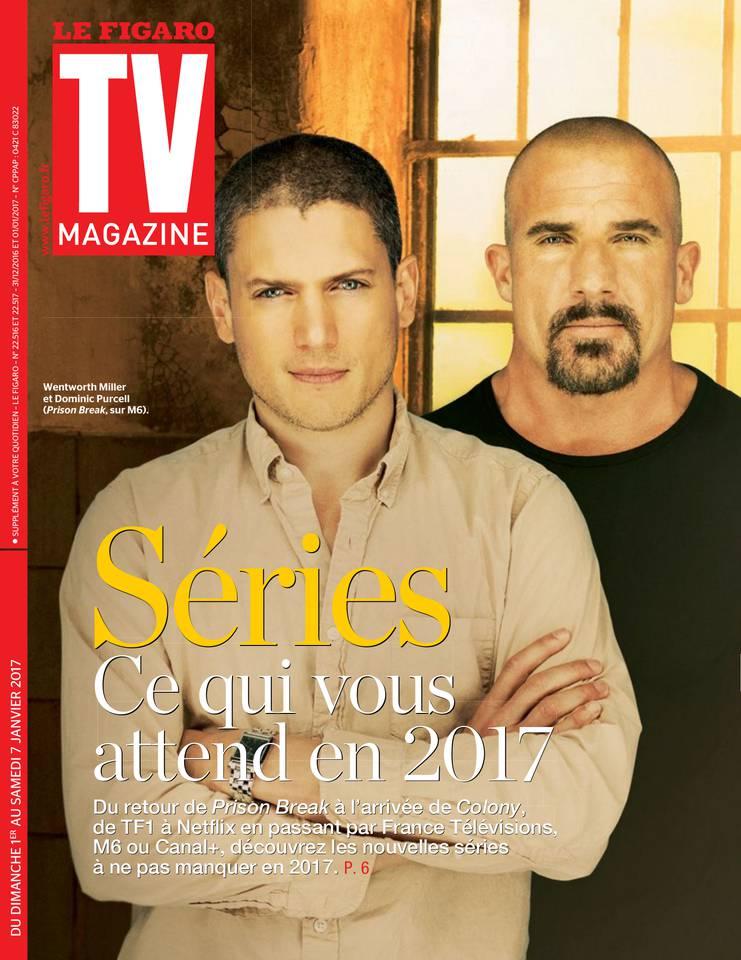 TV Magazine du 01 janvier 2017 à télécharger sur iPad