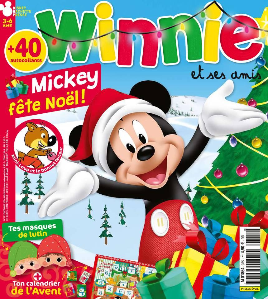 Winnie - Winnie du 07 décembre 2016