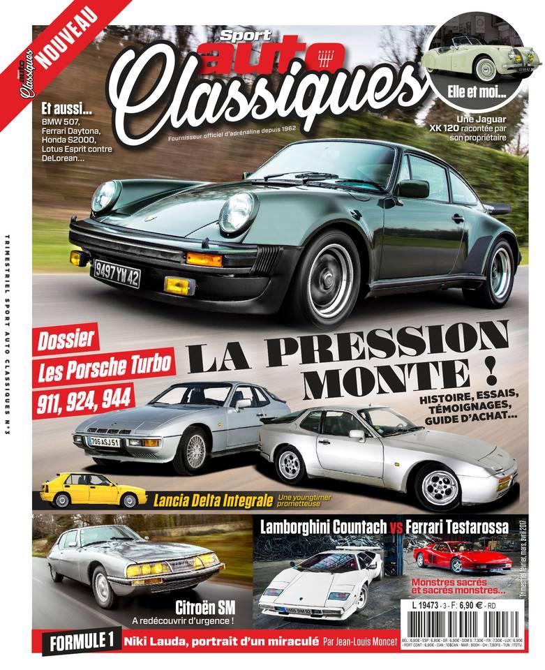 Sport Auto Classiques : sport auto classiques du 27 janvier 2017 ~ Medecine-chirurgie-esthetiques.com Avis de Voitures
