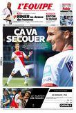 L'Équipe - 30/08/2015 |