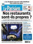 Le Parisien - 03/10/2015  