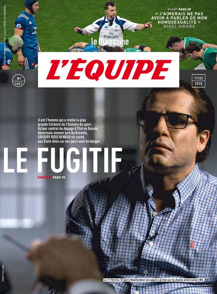Abonnement L'Équipe Mag Pas Cher avec le BOUQUET SPORT ePresse.fr