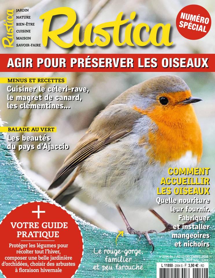 Abonnement Rustica Pas Cher avec le BOUQUET À LA CARTE ePresse.fr