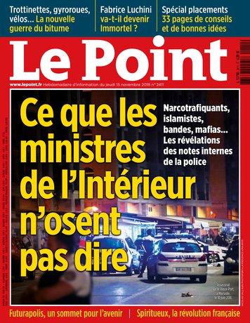 Le Point - 2411 |