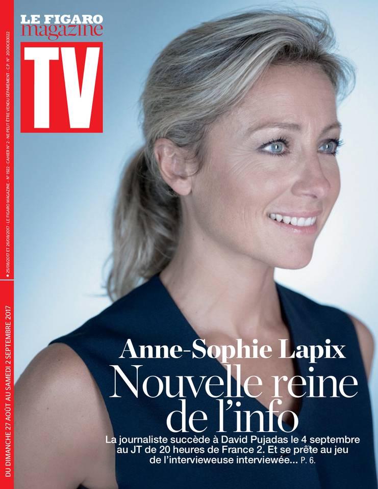 TV Magazine du 27 août 2017 à télécharger sur iPad