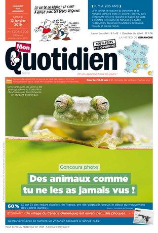 Mon Quotidien - 6708 |