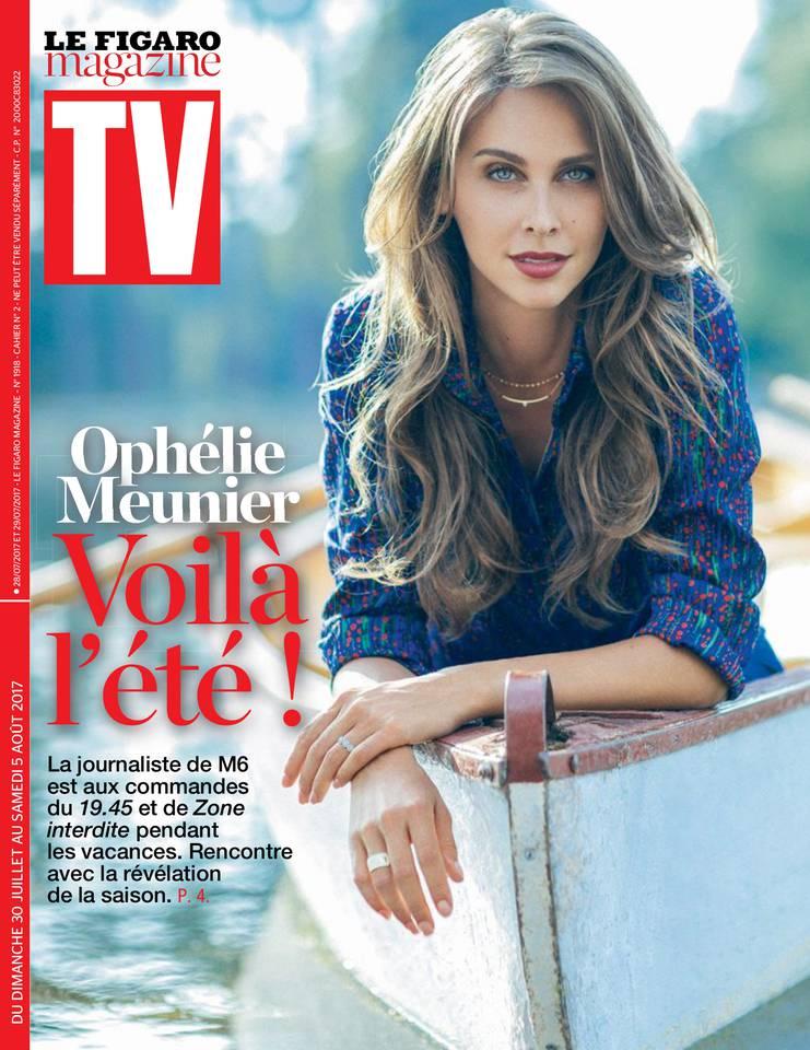 TV Magazine du 30 juillet 2017 à télécharger sur iPad