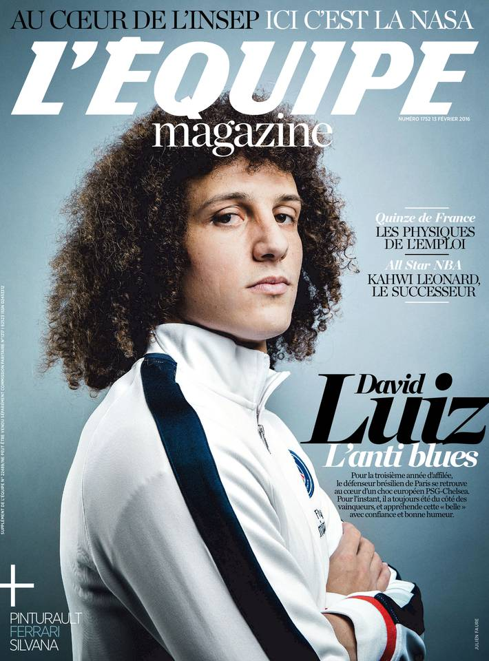 L'Équipe Magazine n° 1752 du samedi 13 février 2016