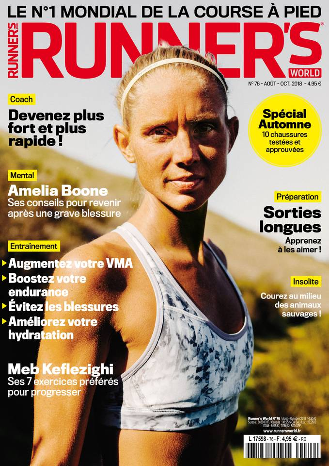 Runner's World du 15 août 2018