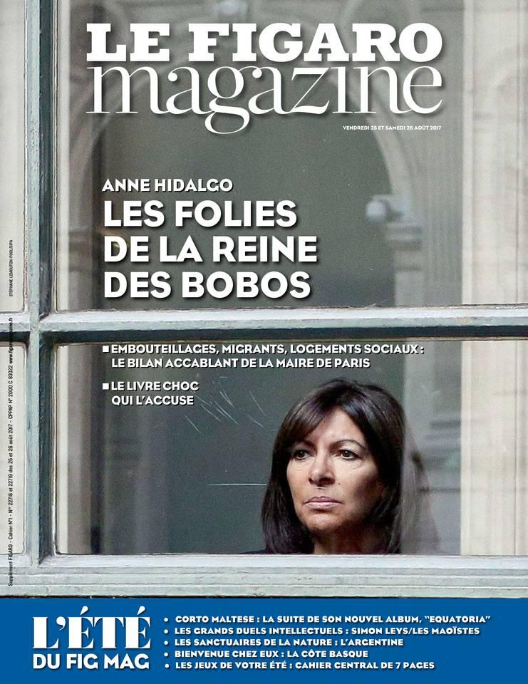 Le Figaro Magazine du 25 août 2017 à télécharger sur iPad