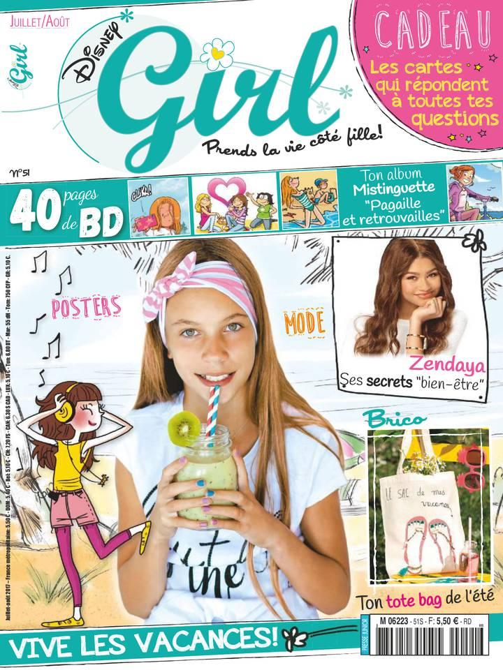 Disney Girl du 05 juillet 2017