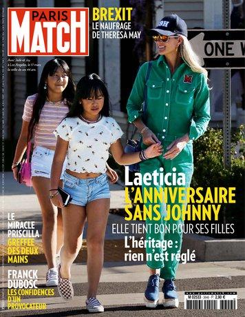 Paris Match - 3646 |