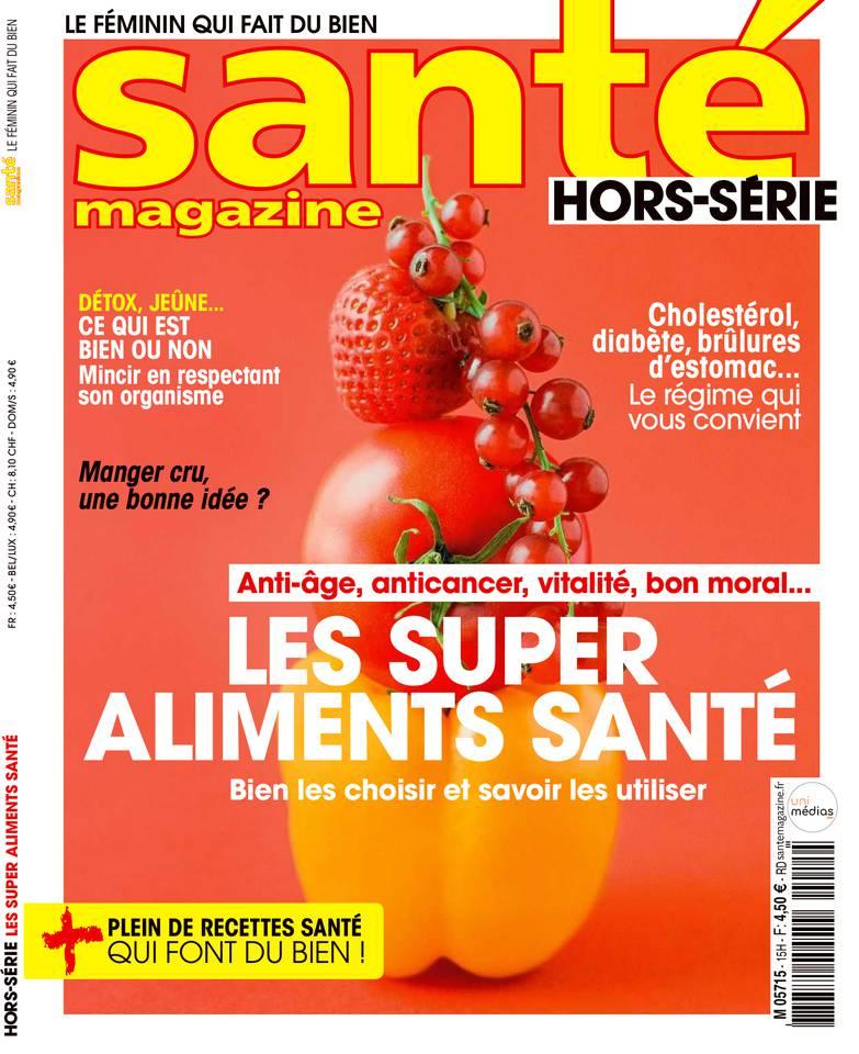 Abonnement Santé Mag Hors-Série Pas Cher avec le BOUQUET ePresse.fr