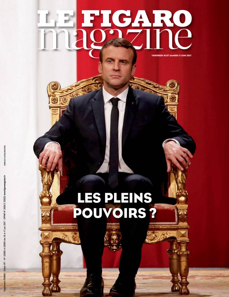Le Figaro Magazine du 16 juin 2017 à télécharger sur iPad