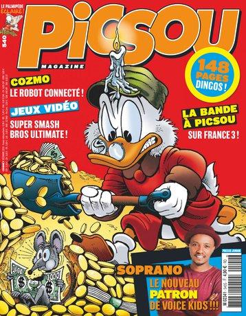 Picsou Magazine - 540 |