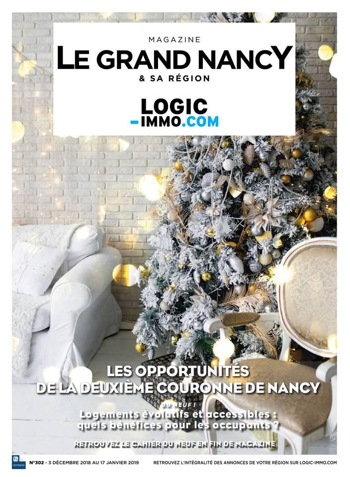 Feuilletez l'édition LE GRAND NANCY & SA REGION