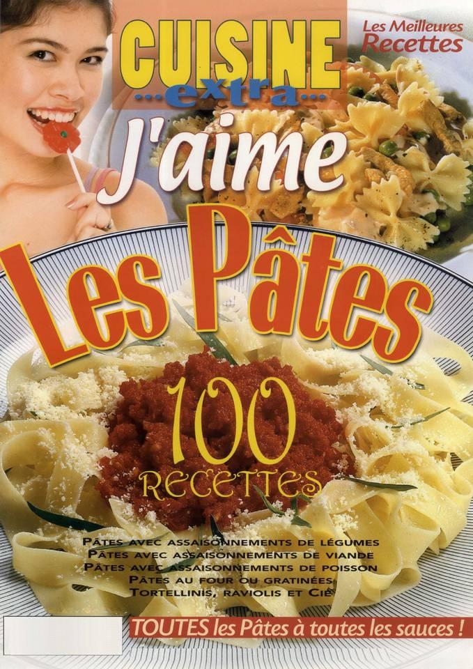 Cuisine Extra Pâtes du 14 juin 2013
