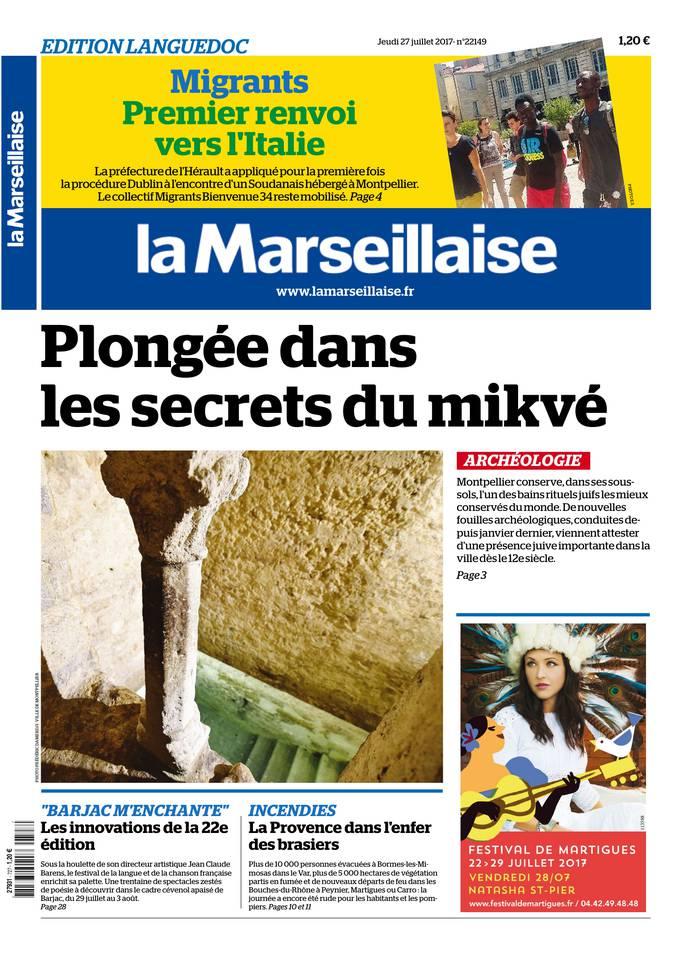 Abonnement L'Hérault du Jour Pas Cher avec BOUQUET INFO ePresse.fr