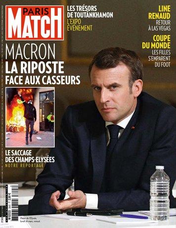 Paris Match - 3645 |
