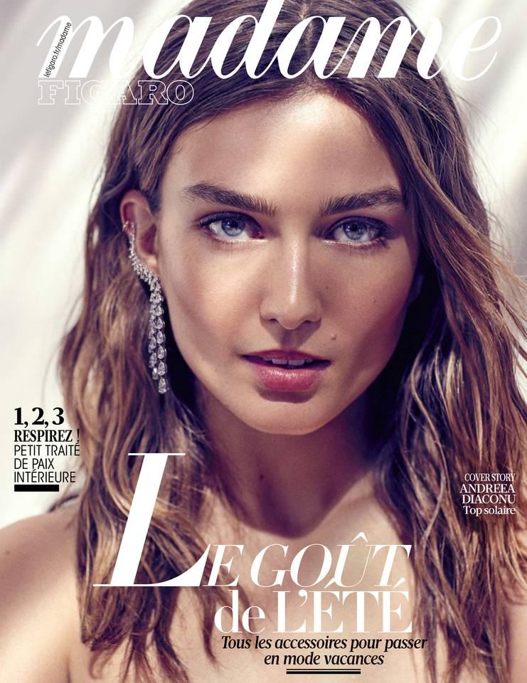 Madame Figaro du 14 juillet 2017 à télécharger sur iPad