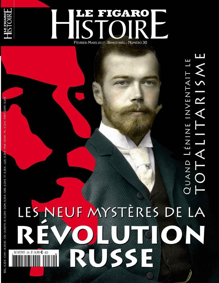Abonnement Le Figaro Histoire Pas Cher avec le BOUQUET ePresse.fr