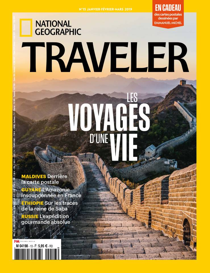 National Geographic Traveler du 09 janvier 2019