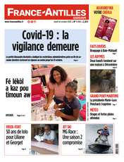 Edition du 01 octobre 2020