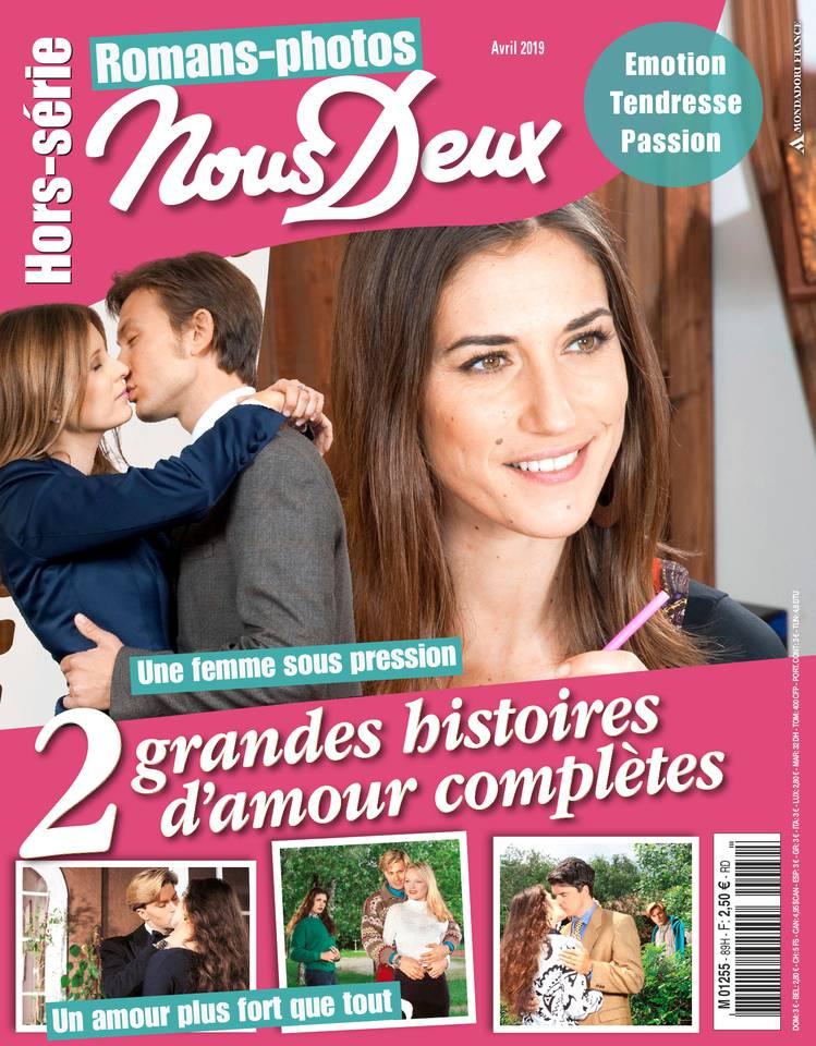 Nous Deux Hors-Série Roman Photo Pas Cher avec ePresse.fr