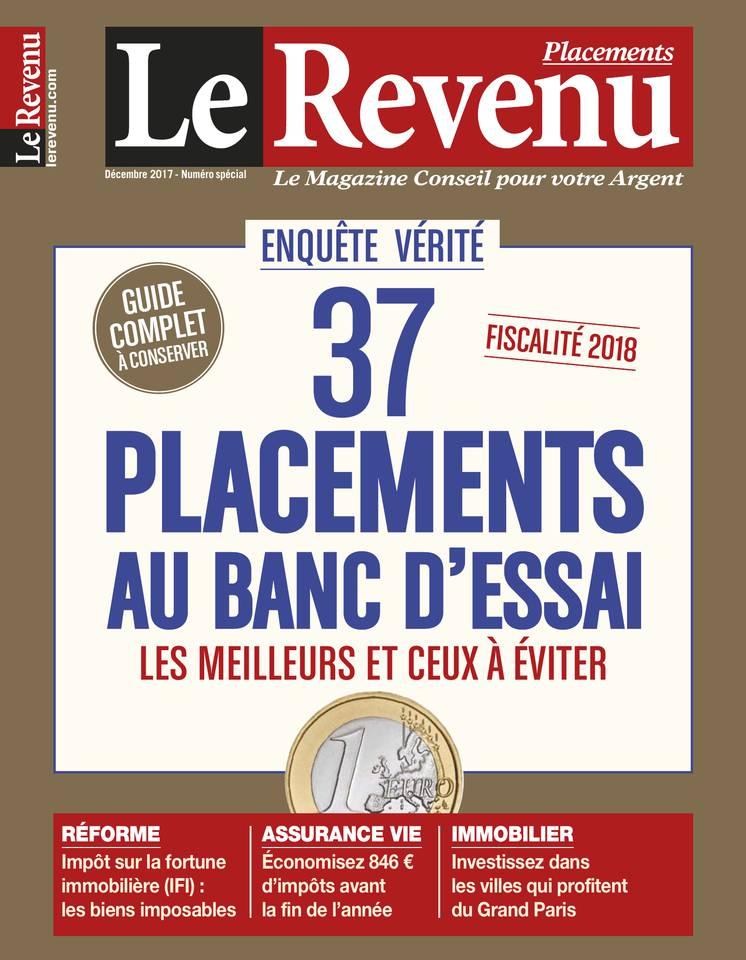 Abonnement Le Revenu Placements Pas Cher avec le BOUQUET À LA CARTE ePresse.fr