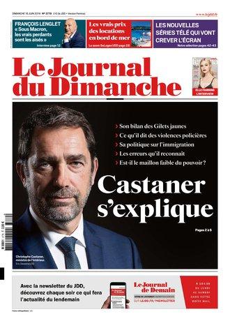 Le Journal du Dimanche - 3779 |