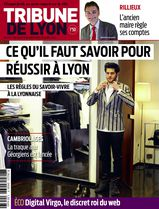 Une - Tribune de Lyon 17 avril 2014
