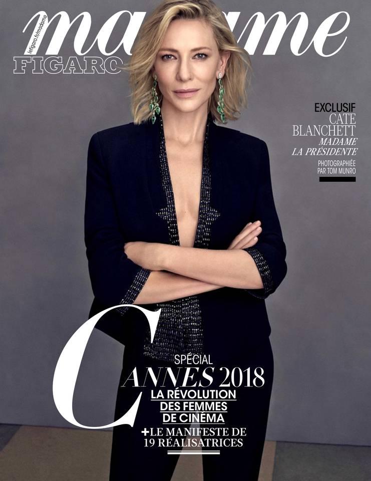 Madame Figaro du 04 mai 2018 à télécharger sur iPad
