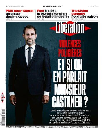 Libération - 14/06/2019 |