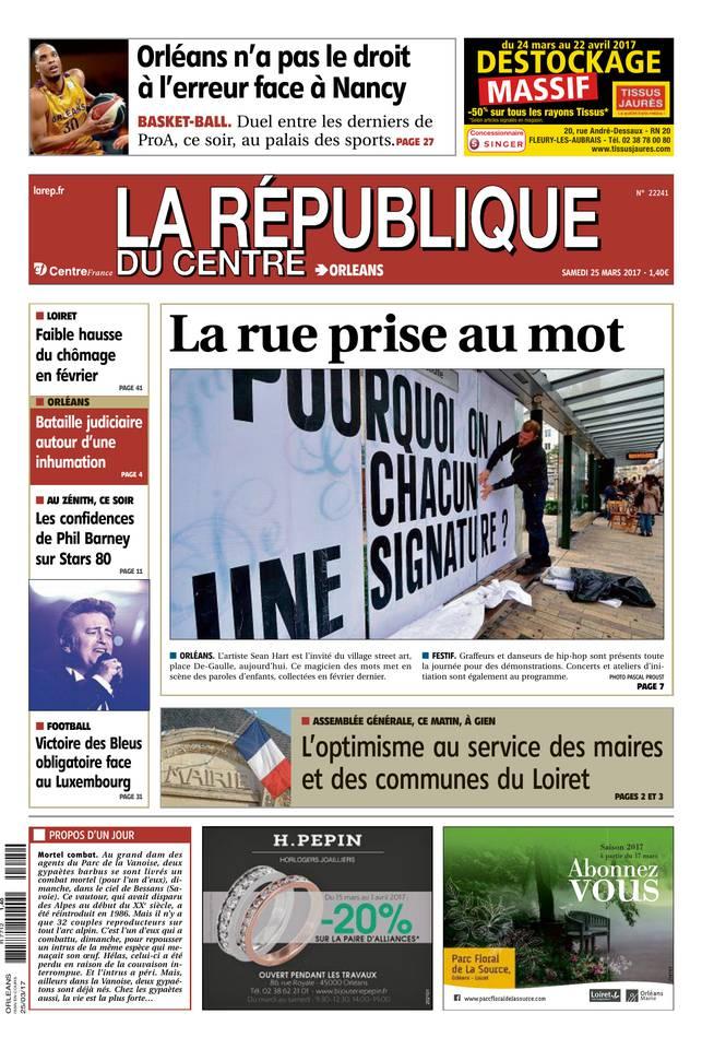 Abonnement République du Centre Pas Cher avec le BOUQUET ePresse.fr