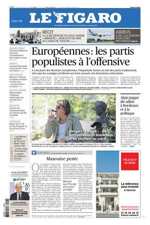 Le Figaro - 15/02/2019 |