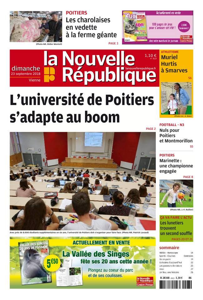 Abonnement La Nouvelle République Pas Cher avec BOUQUET ePresse.fr