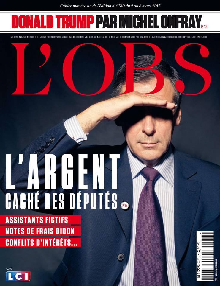 L'OBS - ABONNEMENT 6 MOIS