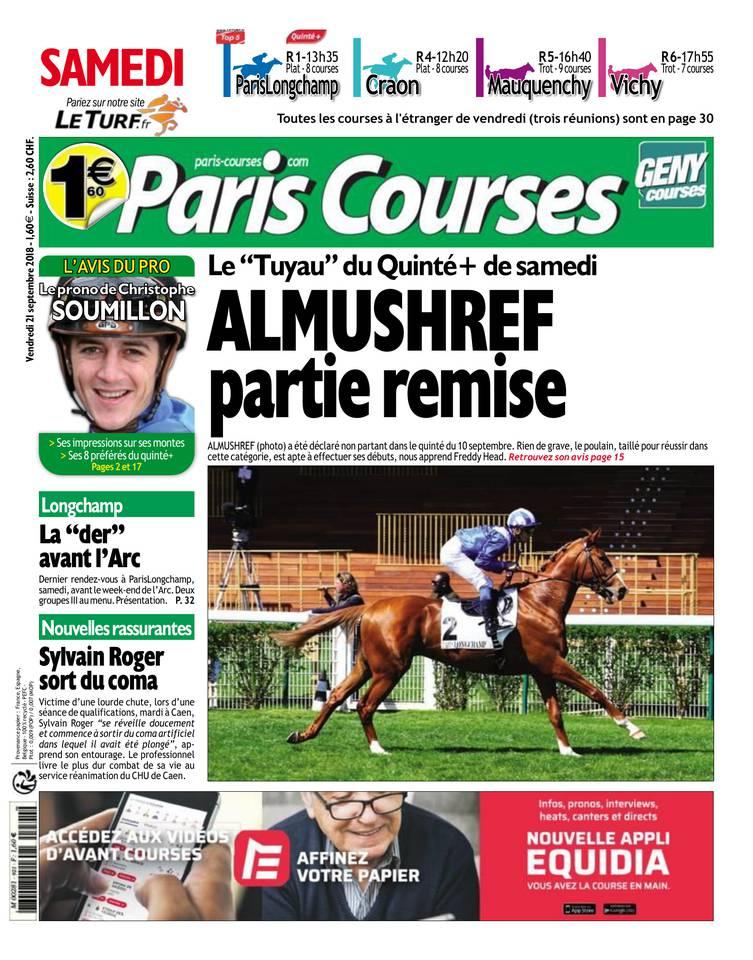 Abonnement Paris Courses Pas Cher avec le BOUQUET ePresse.fr