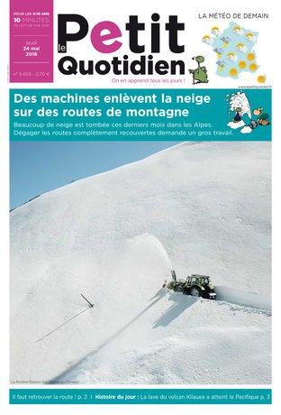 Le Petit Quotidien - 5603 |