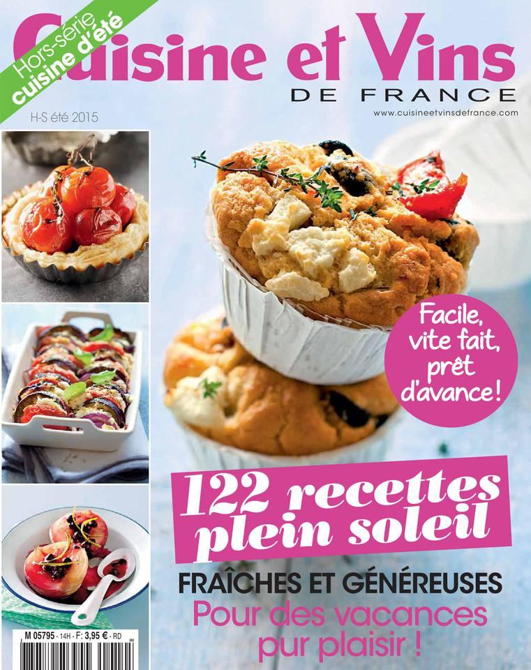 Cuisine et vins de france hors s rie n 14 du 02 juillet for Cuisine et vins de france
