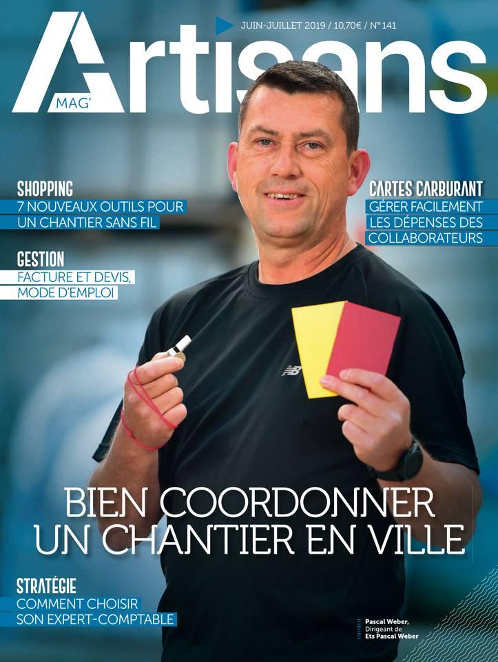 Abonnement Artisans Mag' Pas Cher avec l'OFFRE ePresse.fr
