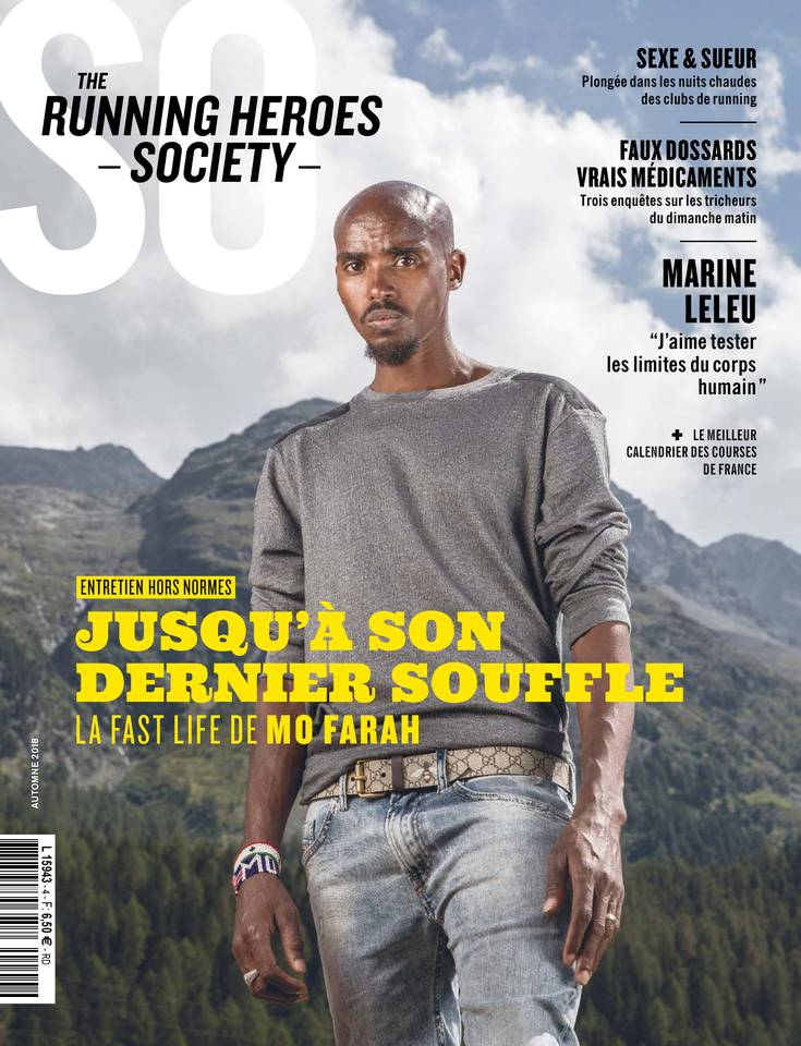 The Running Heroes Society du 27 septembre 2018