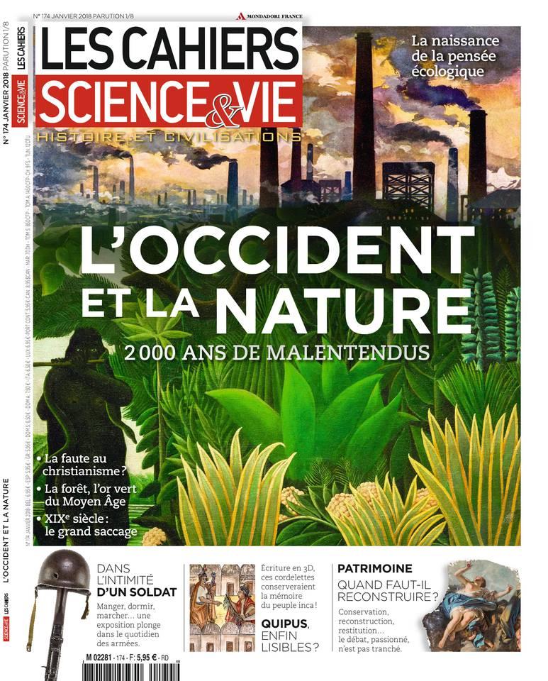 Abonnement Les Cahiers de Science & Vie avec le BOUQUET ePresse.fr