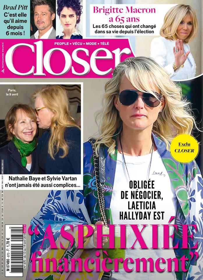 Abonnement à Closer Pas Cher avec le BOUQUET À LA CARTE ePresse.fr